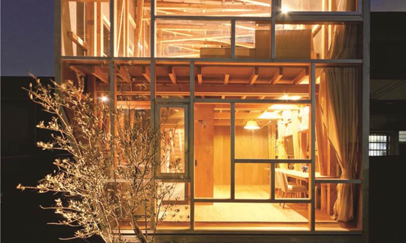 梁柱类木结构