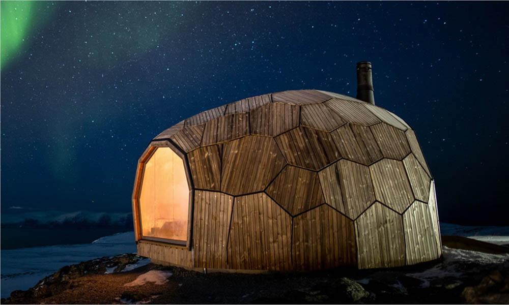 Hammerfest徒步旅行小屋