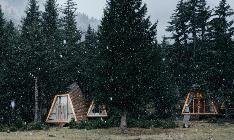 轻型木结构